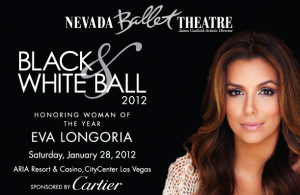 Nevada Ballet Theatre's 2012 Black & White Ball