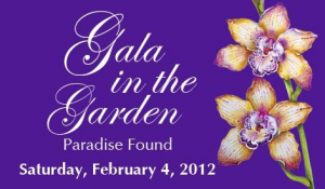 Gala in the Garden 2012, Paradise Found in Coral Gables