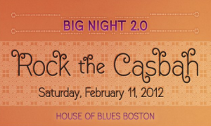 Big Brothers Big Sisters, BIG NIGHT in Boston