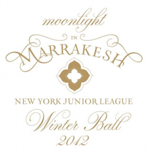 The New York Junior League's 2012 Winter Ball Moonlight in Marrakesh