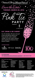 2012 Pink Tie Party - Mayflower Hotel
