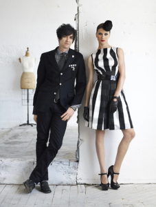 Seth Aaron Henderson - Project Runway Season 7 winner