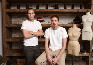 Rag & Bone founders Marcus Wainwright and David Neville