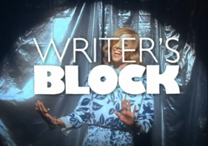 "DVF ♥ CURRENT/ELLIOTT collaboration ""Writer's Block"""