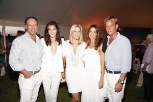 Andrew Saffir, Hilary Rhoda, Mary Alice Stephenson, Dianne Vavra and Daniel Benedict