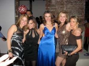 Erin Lyons, Miss DC 2011 Ashley Boalch, Jana Selakova, Alejandra Taborga and singer Sarah Vertino