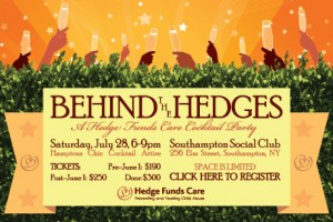"""New York Young Professionals'""""Behind the Hedges"""" Cocktail Party"""