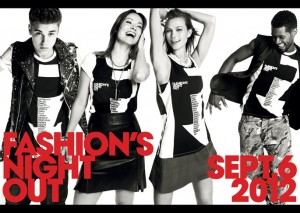 Best San Francisco Fashion's Night Out Events