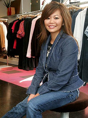 Chloe Dao of Project Runway