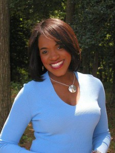 TV Journalist Victoria Gaither
