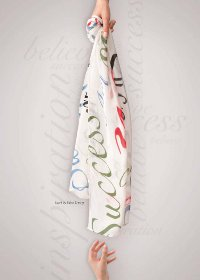 limited edition designer scarf by Echo designs