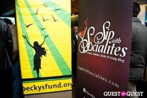 Sip With Socialites' October Cocktail Hour to Benefit Becky's Fund