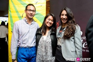 Howard Lee of epgPR, Jeanette Lee and Karina M Gutierrez