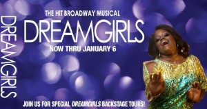 Dreamgirls at Signature Theatre in Arlington