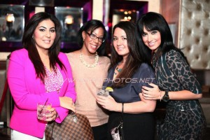 "MEN IN PINK AND BLUE AND SIP WITH SOCIALITES THANKSGIVING SOIREE"" AT OPERA LOUNGE DC"