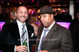 MABC President/Founder Marc Heyison and Chick Hernandez