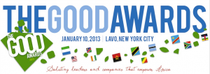 The 2nd Annual GOOD Awards in New York