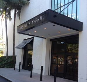 Saks Fifth Avenue Bal Harbour