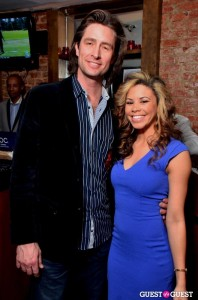 Chris Hoey and Bachelorette Michelle Stephenson