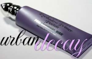 Urban Decay Eyeshadow Primer Potion Tube