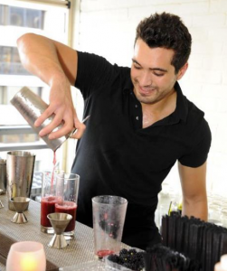 Marco Maffeo-Robinson was named Washington City Paper's Best Mixologist 2012