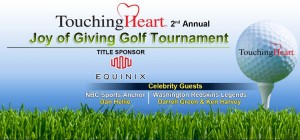 2nd Annual Joy Of Giving Golf Tournament and Auction