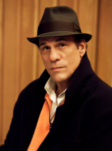 Actor/singer Robert Davi