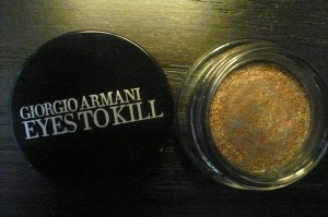 Giorgio Armani Eyes to Kill Intense Eye Shadow