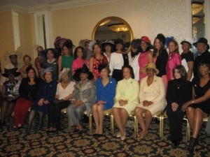 Camelia Mazard The Capital City chapter of The Links Inc. High Tea