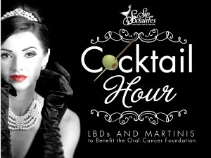 LBDs and Martinis to Benefit the Oral Cancer Foundation