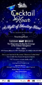 A Night of Shooting Stars to Benefiting Touching Heart