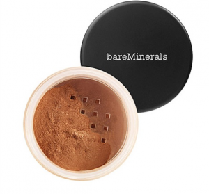 #fabfridays Erika Gutierrez, President & Founder of epgPR bareMinerals All-Over Face Color
