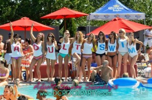 DC's Best Pool Party ADULT SWIM