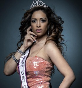 Gilda Villela, Miss District of Columbia Latina 2013