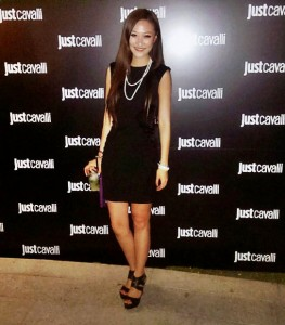 Rachel at Just Cavali Hollywood