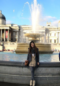 Wanderlust Wednesday with Rachel Wang Pang LONDON