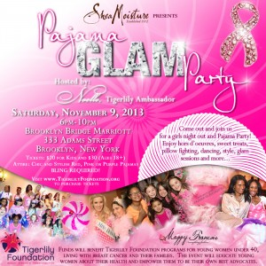 Tigerlily Foundation's Pajama Glam in New York!