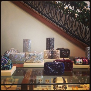 Pick Up a Bejeweled Clutch at the Judith Leiber Trunk Show