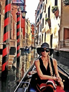 Wanderlust Wednesday with XiNomara Velazquez Yehuda VENICE