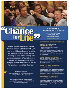 9th Annual Chance for Life
