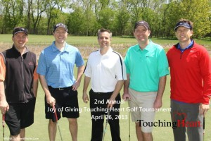 Touching Heart's 2nd Annual Joy of Giving Golf Tournament