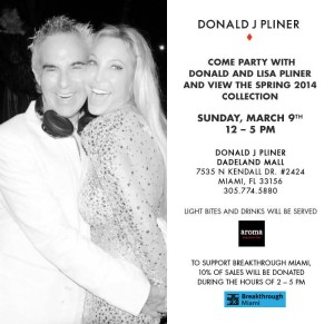 Party with The Pliners in Miami
