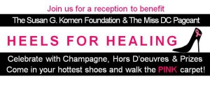 Miss DC Scholarship Organization's Heels For Healing