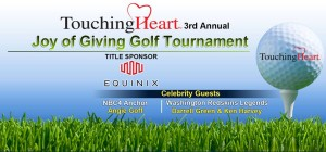 3rd Annual Joy of Giving Golf Tournament