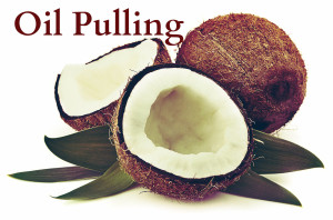 Ashley's Slim & Trim Tuesday: Oil Pulling