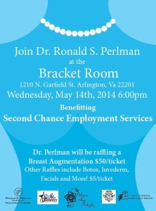 Second Chance Employment Services Charity Event at The Bracket Room