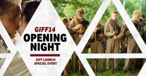 Meet Actor David Arquette at GI Film Festival Opening Night