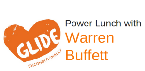 Win A Private 'Power Lunch' with Warren Buffett to Benefit GLIDE Foundation