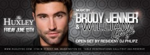 Malibu to DC: Reality TV Hunk Brody Jenner to Guest DJ at The Huxley
