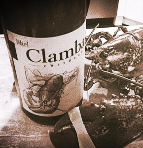 Tahera Recommends a Bottle of Clambake Chardonnay Because Summer Isn't Over